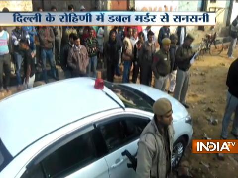 Body of ASI and woman found at property dealer's house in Rohini, Delhi