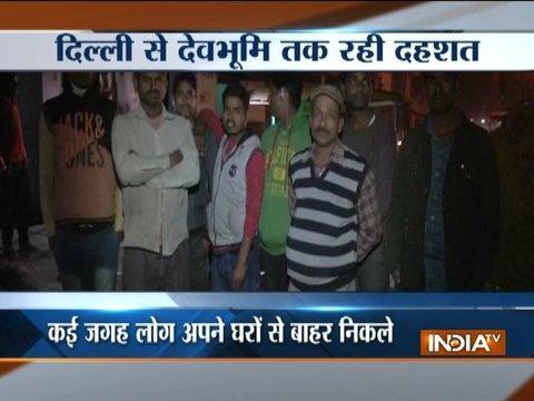 Earthquake hits Uttarakhand, tremors felt in Delhi-NCR, UP
