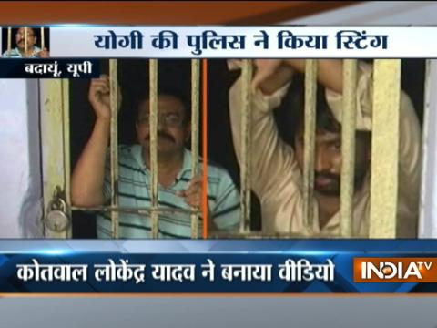 UP: Badaun Police arrests PWD Contractor for offering bribe