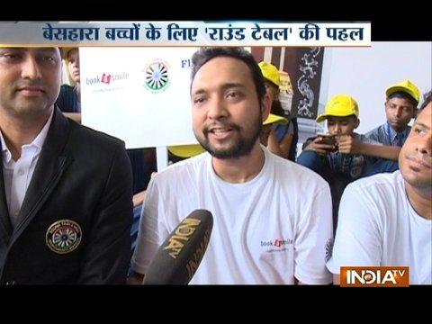 Aaj Ki Baat Good News: Dreams come true, first air travel for underpriveleged kids
