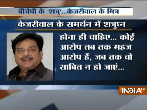 Shatrughan Sinha praises Kejriwal, call him reliable and trustworthy