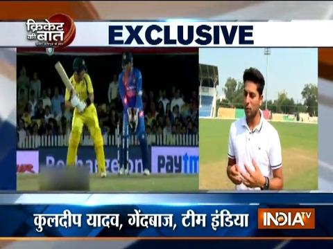 Not difficult for India to whitewash New Zealand in ODI series: Kuldeep Yadav to India TV