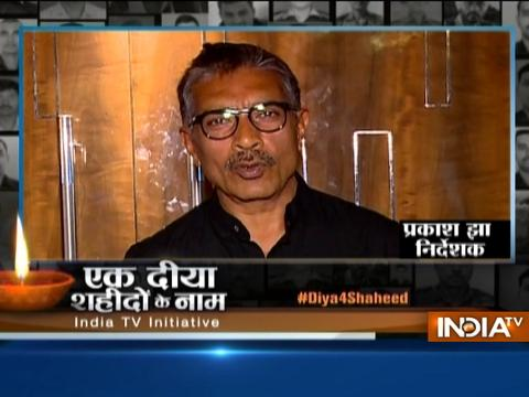 #Diya4Shaheed: Film producer Prakash Jha Wishes Happy Diwali to Soldiers