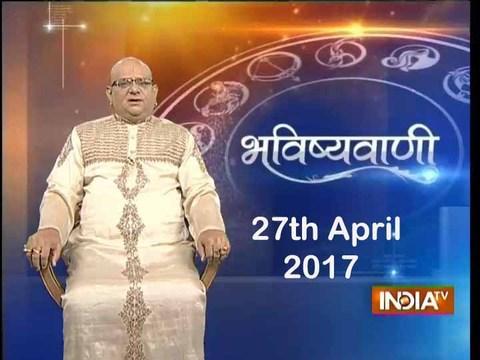 Bhavishyavani | 27th April, 2017