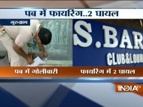 Gurugram's Pub owner injured in firing, 2 held