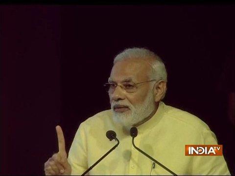 PM Modi launches Pradhan Mantri Sahaj Bijli har Ghar Yojna-Saubhagya scheme