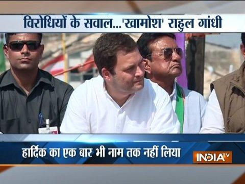 Gujarat Polls 2017: Is Congress cheating Patidars on reservation issue?