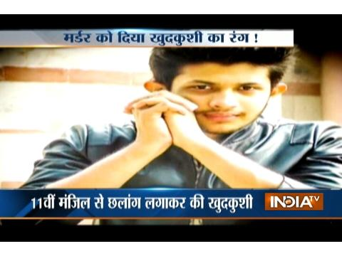 Body of student found in a posh society in Ghaziabad, victim's family suspects