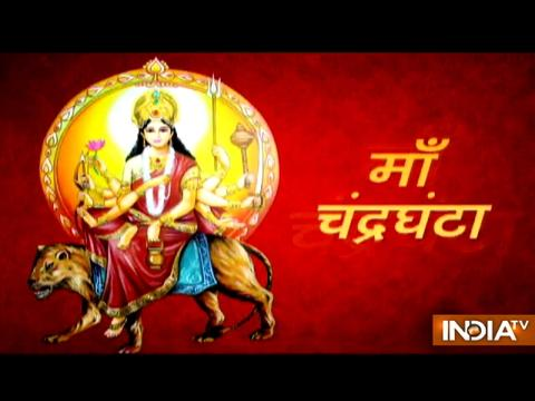 Navratri 2017: Worship Maa Chandraghanta on the third day
