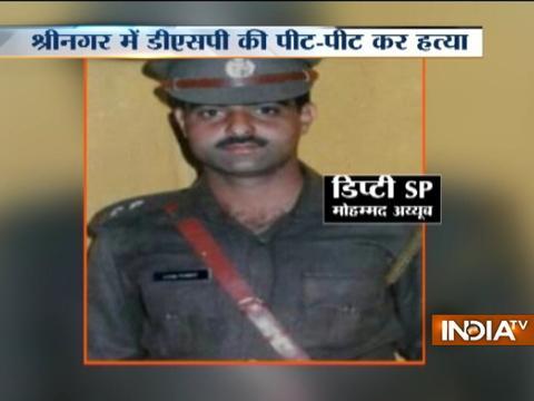 J-K: Top cop stripped, beaten to death by mob outside Jamia Masjid in Srinagar