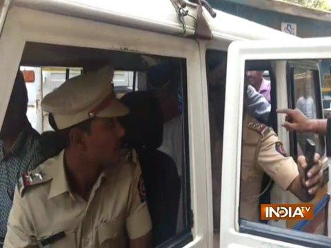 22 MNS workers held for attacking North Indians in Maharashtra