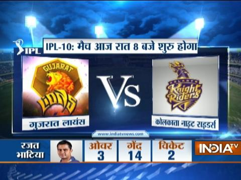 Cricket Ki Baat: Confident Gujarat Lions aim for hat-trick over KKR