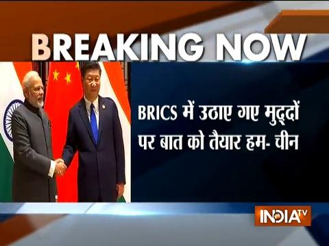 BRICS Xiamen Summit : India, China agree not to let differences become disputes