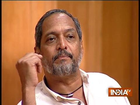 Bollywood Actor Nana Patekar in Aap Ki Adalat
