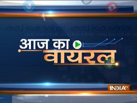 Aaj Ka Viral: Ram Rahim Singh's wife Harjeet Kaur visits him in jail