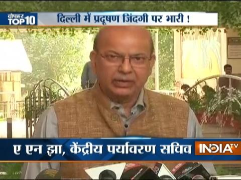 10 News in 10 Minutes | 4th November, 2016