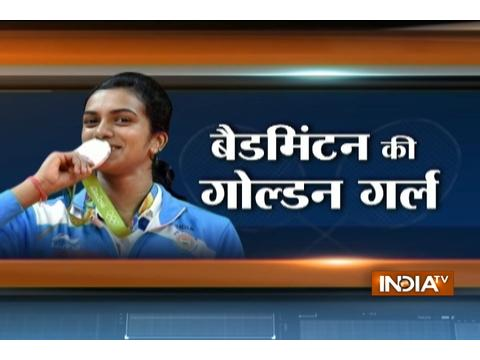 India TV Exclusive: Catch Rio silver medallist P V Sindhu speaks with her Coach