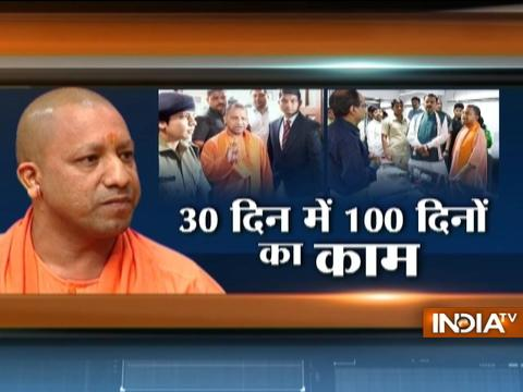 30 days of Yogi Govt: A look at how Yogi Govt performed in last 1 month