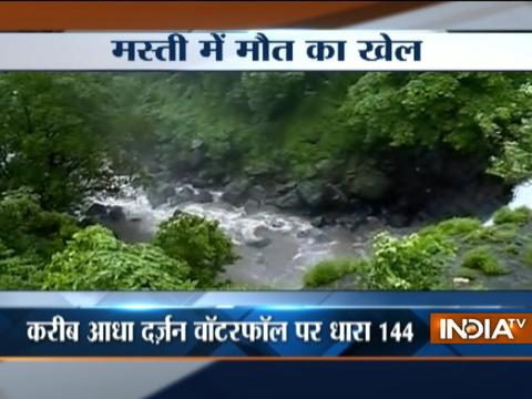 Section 144 imposed near various waterfalls and trekking routes around Mumbai