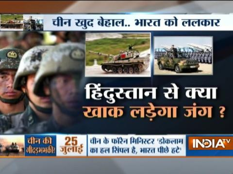Yakeen Nahi Hota: What if India enters into a war with China?