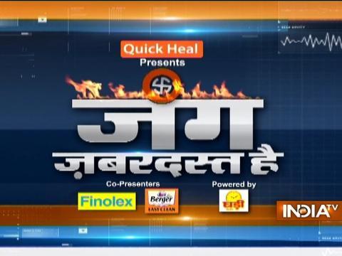 Jung Zabardast Hai: Priyanka dig at PM Modi; UP doesn't need adopted sons