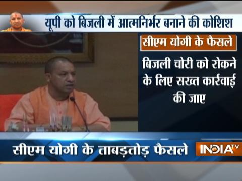 Know about UP CM Yogi Aditynath's midnight Cabinet Meet