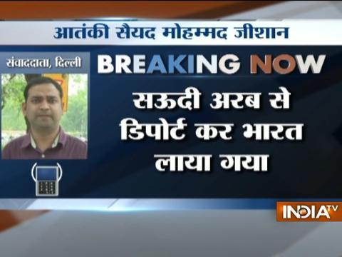 Al-Qaeda terrorist arrested in Delhi identified as Mohammad Zeeshan