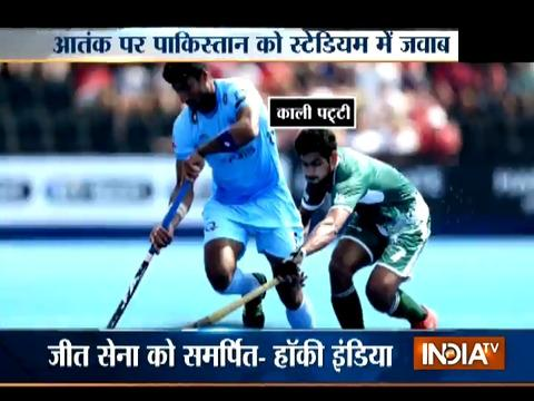 India beats Pakistan 7-1 at Hockey World League semifinal