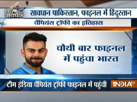 ICC Champions Trophy 2017: Cricket fans celebrate India's win over Bangladesh