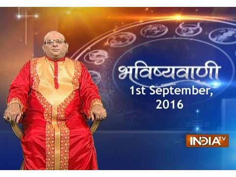Bhavishyavani | 1st September, 2016
