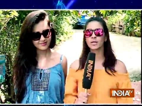 Kanchi Singh to Rohan Mehra: TV celebs reach Taiwan for fitness tour
