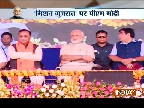 PM Modi to address Gujarat BJP workers today