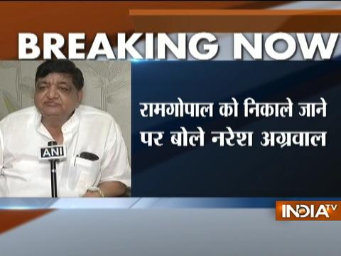 I don't believe in any accusation made on Ram Gopal: Naresh Aggarwal on Ram