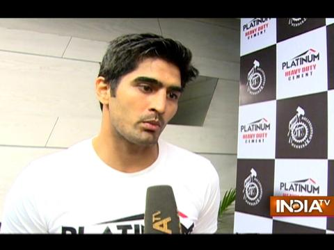 I will show no mercy to Zulpikar Maimaitiali, says Vijender Singh