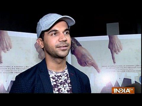 Rakjummar Rao on Newton: It's a black comedy portrayed in a light-hearted way