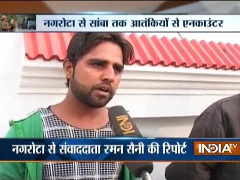 Jammu and Kashmir: Locals narrate how militant attack on army camp in Nagrota