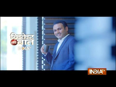 Nawab of Najafgarh Virender Sehwag to make his grand debut in Cricket Ki Baat on India TV soon