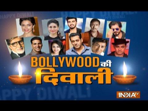 Bollywood celebs up the style meter at Aamir Khan Diwali bash