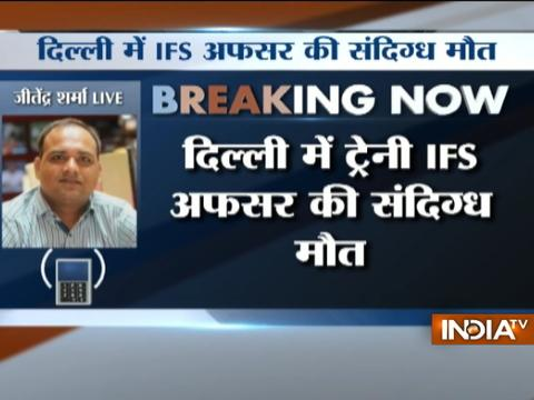 Trainee IFS officer dies under mysterious circumstances in Delhi