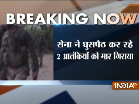 Two jawans martyred, two terrorists killed as Army foils infiltration bid in Naugam