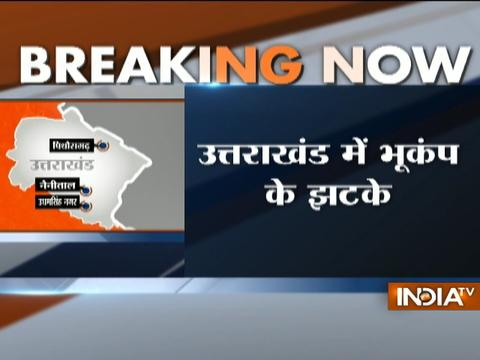 Earthquake measuring 5.2 strikes Nepal-India border, tremors felt in Uttarakhand