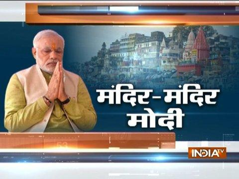 PM Modi Varanasi Visit: Mahamana Express launch, 17 infrastructure projects on agenda