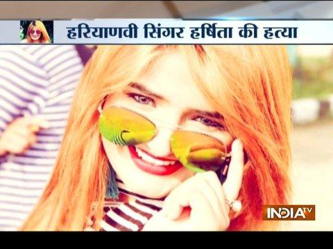 Haryanvi singer Harshita Dahiya shot dead in Panipat village