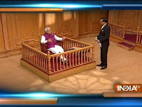 Aap Ki Adalat: We did not have a deal to save Ram Rahim in rape case, says CM Khattar