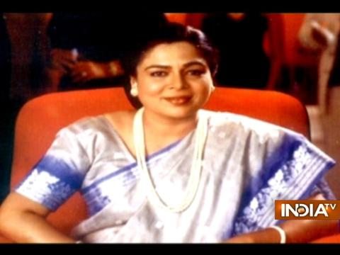 Veteran actress Reema Lagoo passes away at 59 due to cardiac arrest in Mumbai