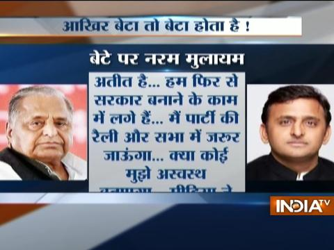 UP Polls 2017: Mulayam Singh all set to join Samajwadi Party Campaign