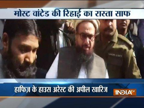 Pakistan: 26/11 mastermind Hafiz Saeed to be freed today