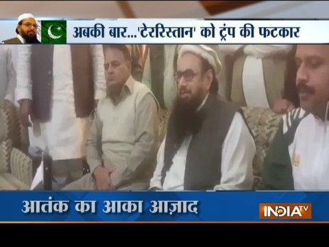 Hafiz Saeed s house arrest ends, says he will fight for 'Kashmir'
