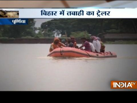 Bihar flood: Situation remains grim in 13 districts as death toll mounts to 56; over 69 lakh affected