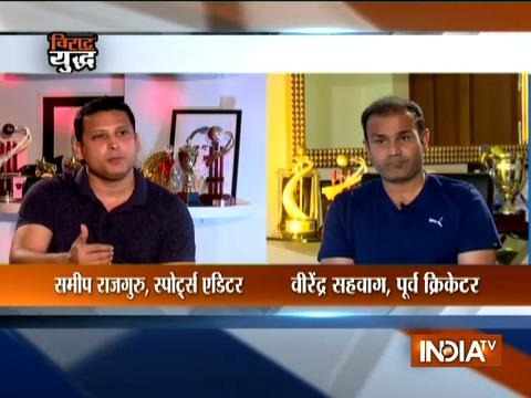 Virat Kohli's batting has improved after captaincy: Virender Sehwag to India TV